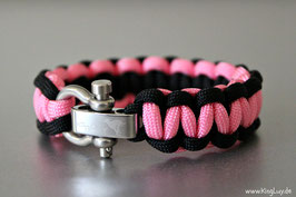 "Paracord Survival Armband, Marlie ""Single"""