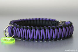 "Paracord Survival Halsband, Bahia ""Double"""
