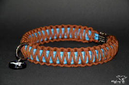 "Paracord Survival Halsband, Bandit ""Double"""