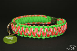 "Paracord Survival Halsband, Granny ""Double"""