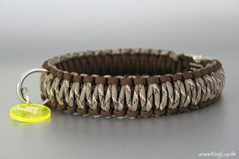 "Paracord Survival Halsband, Titus ""Double"""