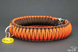 "Paracord Survival Halsband, Akani ""Triple"""
