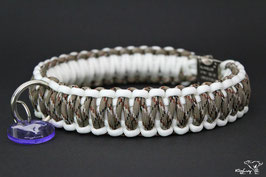 "Paracord Survival Halsband, Odin ""Double"""