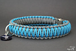 "Paracord Survival Halsband, Caribbean ""Double"""
