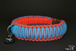 "Paracord Survival Halsband, Karussell ""Triple"""