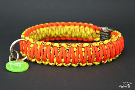 "Paracord Survival Halsband, Elija ""Double"""