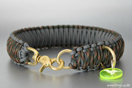 "Paracord Survival Halsband, Kane Deluxe""Triple"""