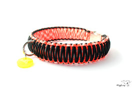 "Paracord Survival Halsband, Venus ""Triple"""