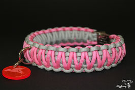 "Paracord Survival Halsband, Rosalie ""Double"""