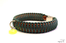 "Paracord Survival Halsband, The Hunter ""Triple"""
