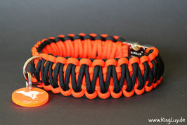 "Paracord Survival Halsband, Orion ""Double"""