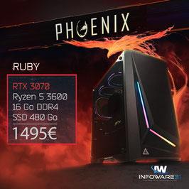 Phoenix Ruby en PRECOMMANDE