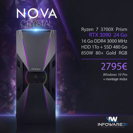 Nova Crystal en PRECOMMANDE