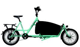 """Modell """"i:SY e-Car:go"""", Transportrad"""
