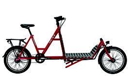 """Modell """"i:SY Car:go"""", Transportrad"""