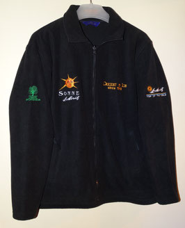 Cricket on Ice fleece (Orange/Gold)