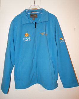 Cricket on Ice fleece (Sky blue)