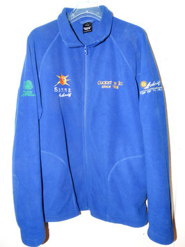 Cricket on Ice fleece (Navy blue)