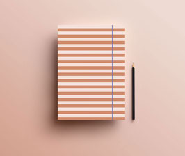 Schreibblock | Linien