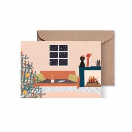 Sofa Weihnachten