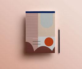 Schreibblock | Grafik2