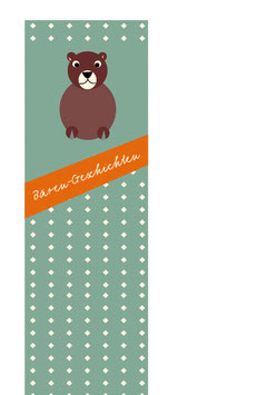 Lesezeichen | Bären-Geschichten