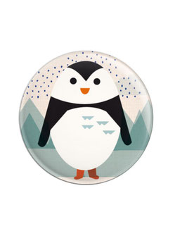 Button | Kleiner Pinguin