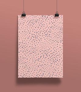 Geschenkpapier Dots| 50 x 70 cm