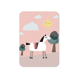 Pferd Postkarten