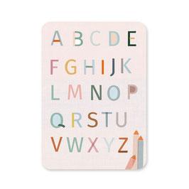 Postkarte | ABC DIN A6