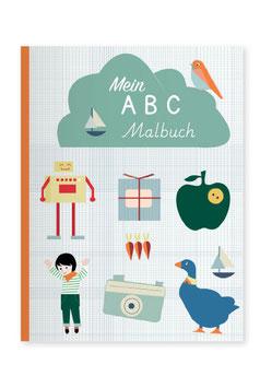 Mein ABC Malbuch
