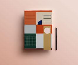 Schreibblock | Grafik1