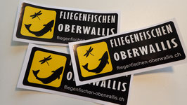FFO Kunststoff-Sticker