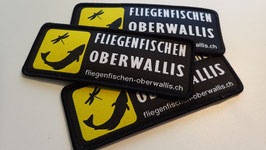 FFO Gewobener Sticker