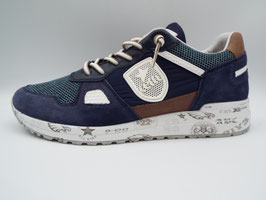 CETTI C-1216 SUEDE NAVY