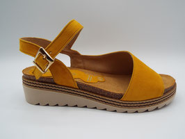 D8540 SUEDE MOUTARDE