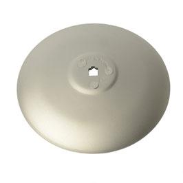 Florettglocke Titanium legiert, manuell, 120 mm
