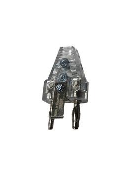 2-pol Kabelstecker