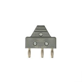 3 poliger Kabelstecker