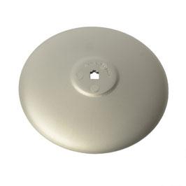 Florettglocke Aluminium manuell, 120 mm