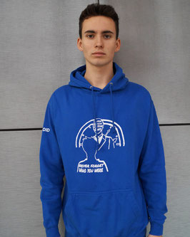Lost Dreams Hoodie Royal Blue