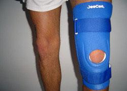Genou renfort - Knee brace