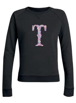 Heren sweater black