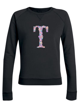 Dames sweater black