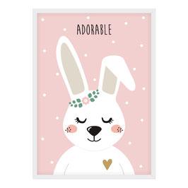 Hasenmädchen - Adorable