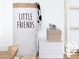 Paperbag Little Friends / Papiersack XXL