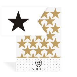Wandsticker Sterne