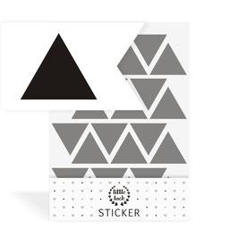 Wandsticker Dreiecke - Gr. M