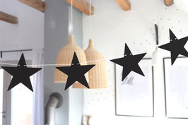 Sternen - Girlande
