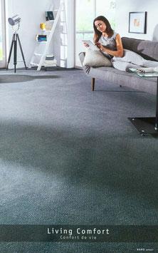 Teppichboden Nano gemusterter Velours